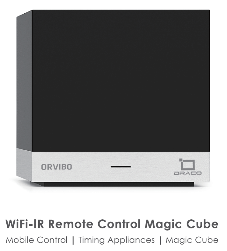 WIFI-IR Remote Control Magic Cube - Skycom Satellite